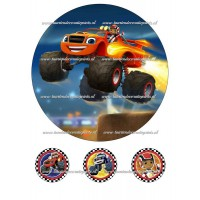 Blaze en de Monstertrucks 1 - 20cm