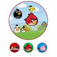 Frosting - Angry Birds 1 - 20cm